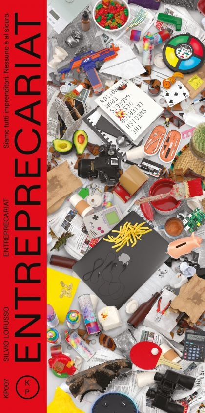 Entreprecariat (cover), Silvio Lorusso, 2018