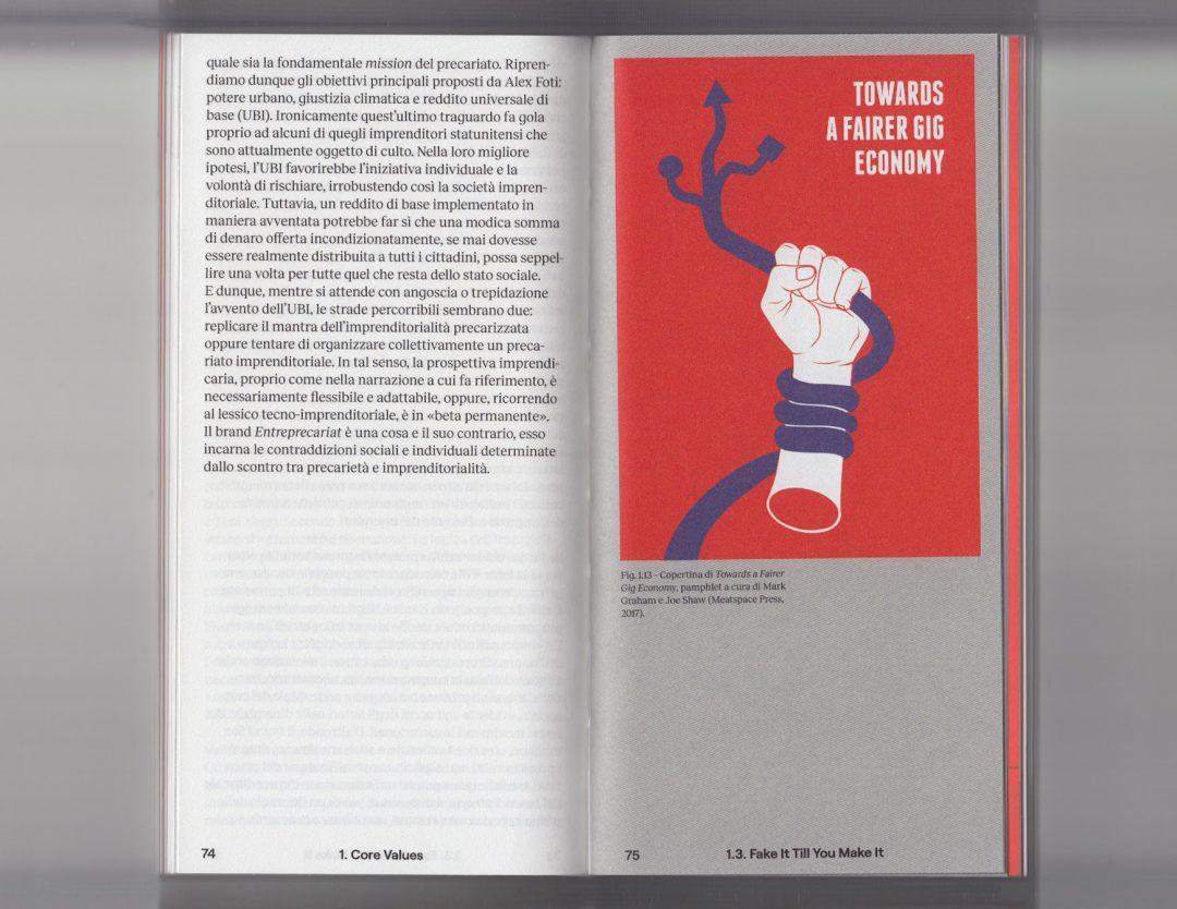 Entreprecariat (scan), Silvio Lorusso, 2018