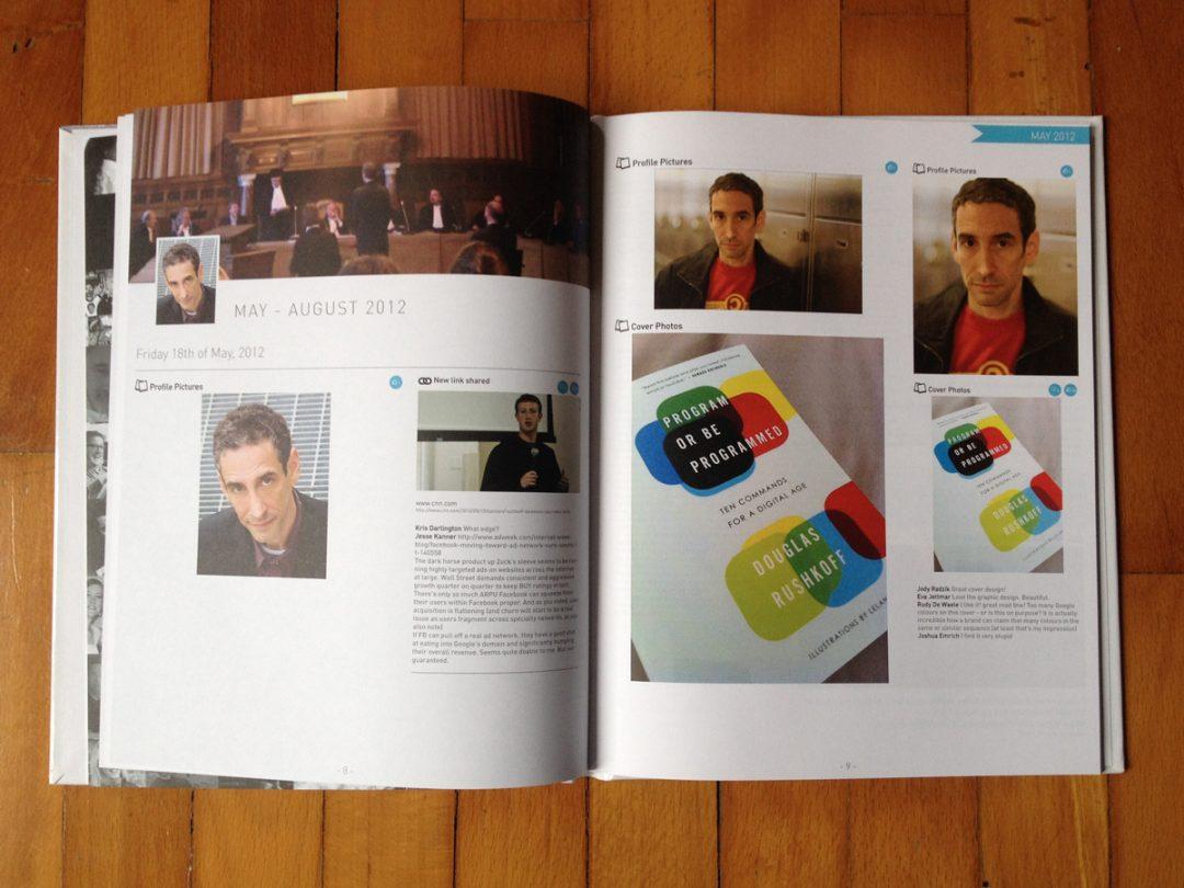 Douglas Rushkoff's New Book, Silvio Lorusso, 2014
