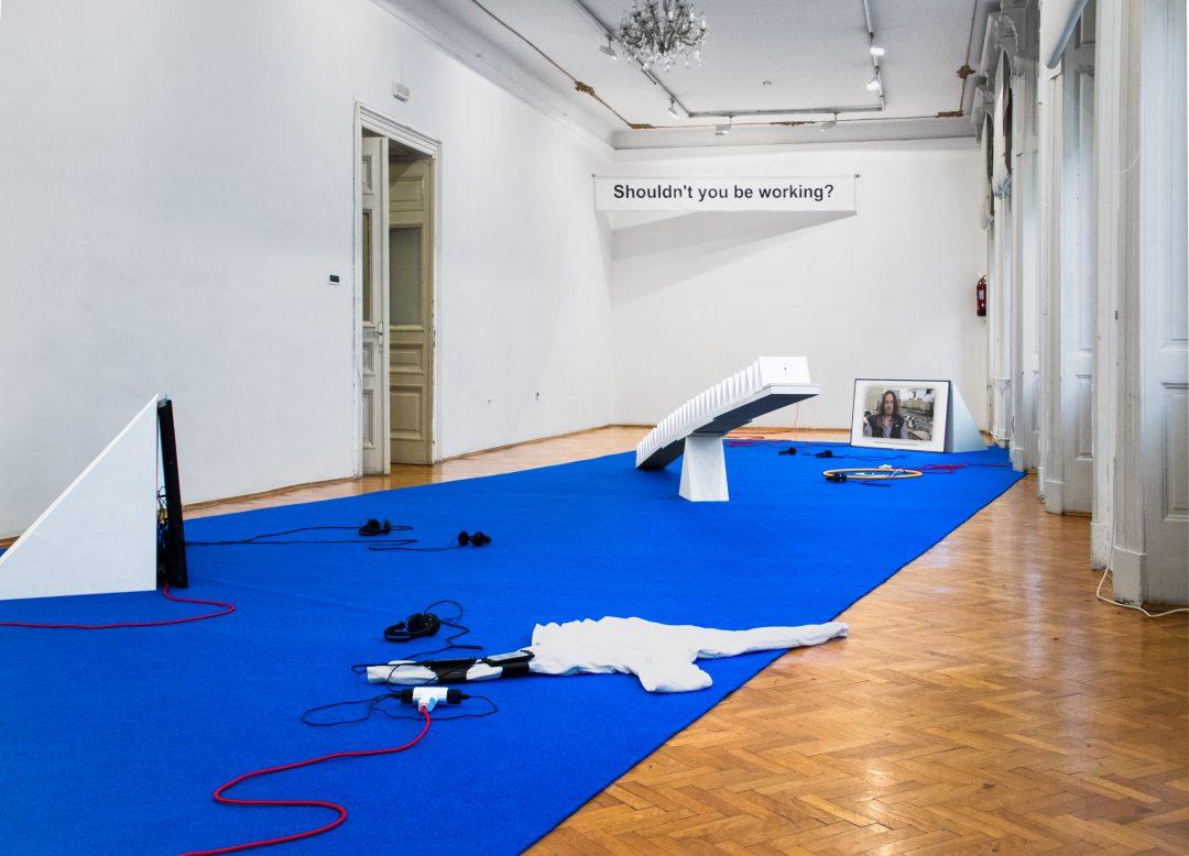 Silvio Lorusso, Sebastian Schmieg - Lifelong Learning, 2018