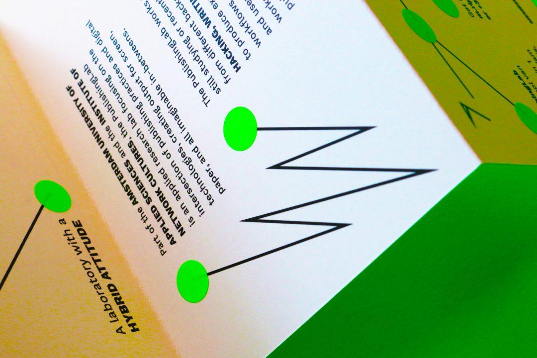 PublishingLab leaflet, Silvio Lorusso, 2016