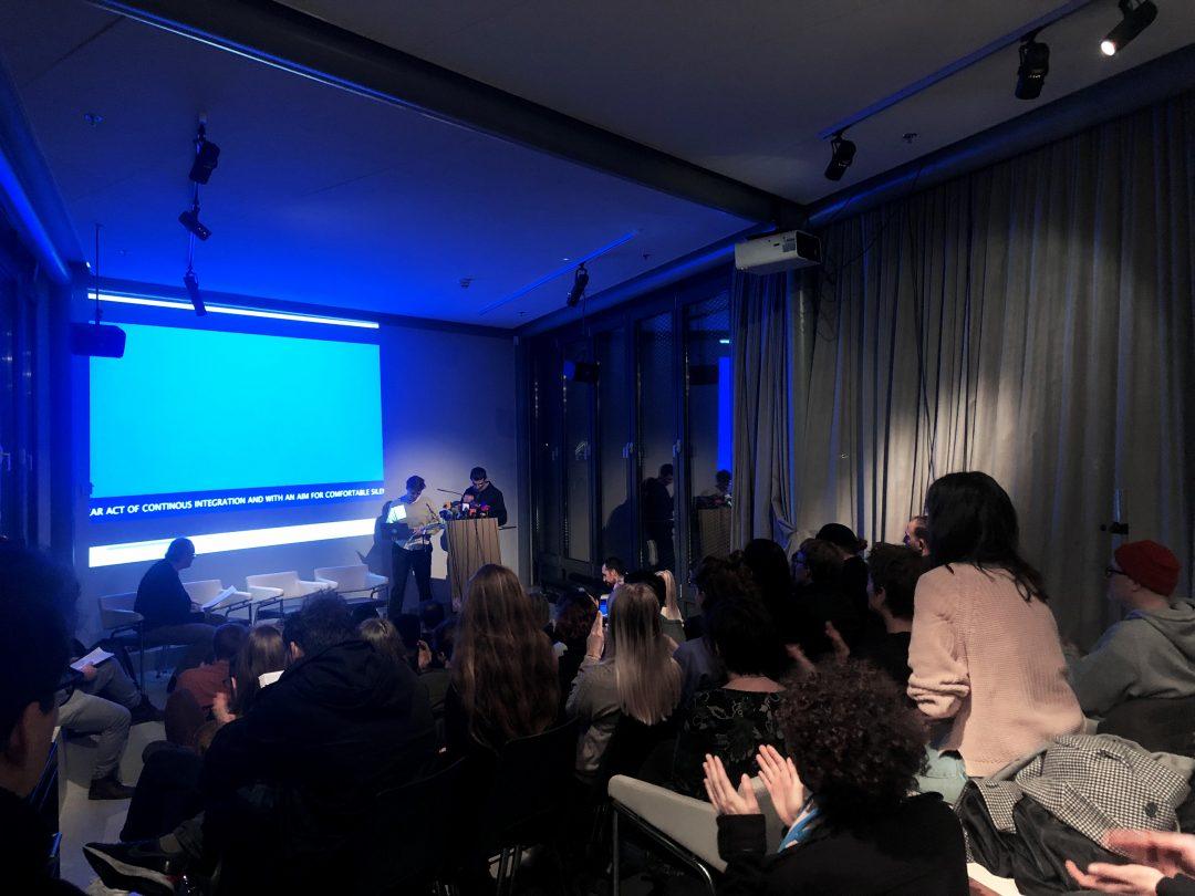 Life Hacks: Time at Het Nieuwe Institut, Rotterdam
