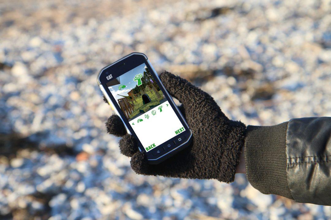 The Post-Anthropocene Selfie Maker, 2016