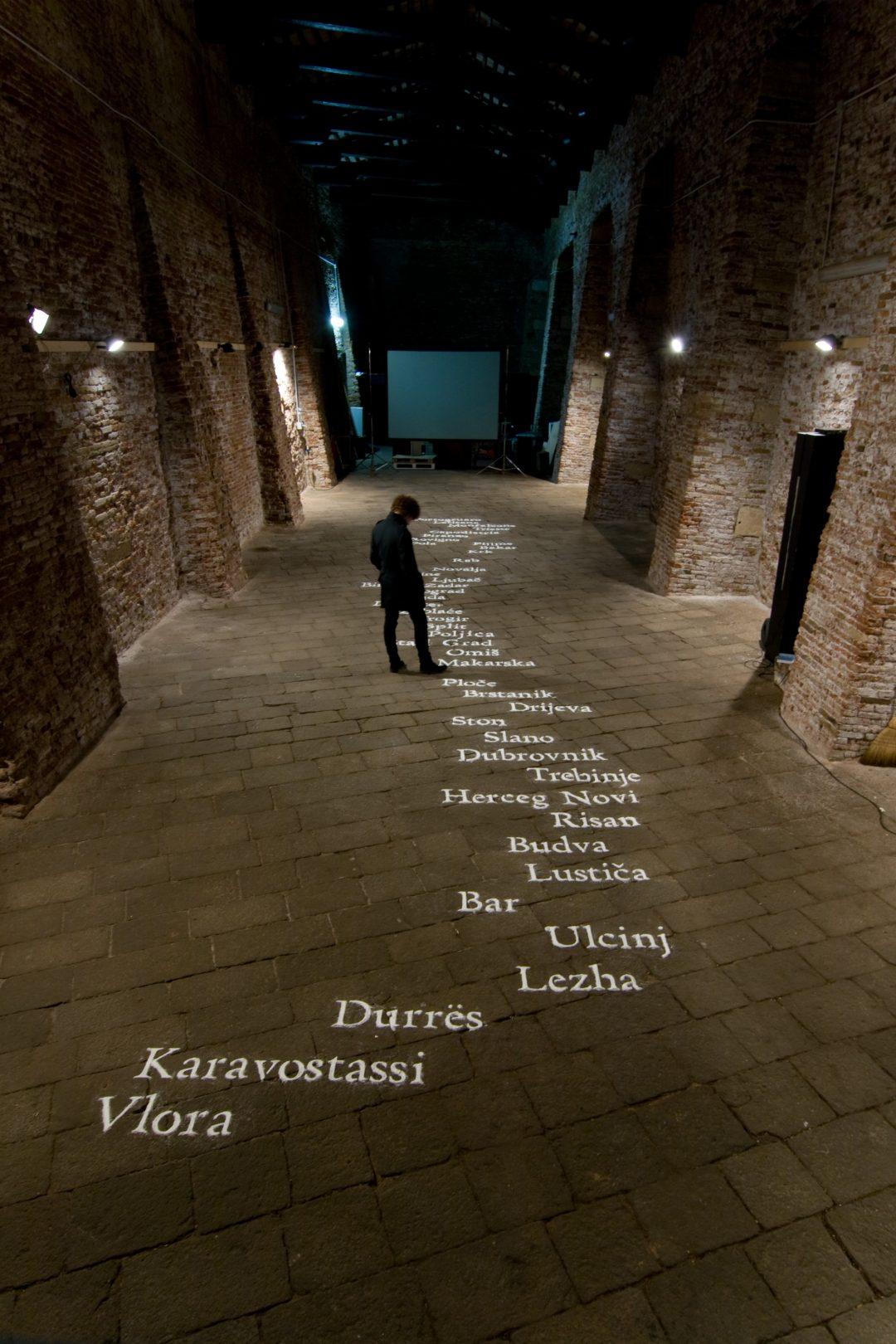 Venezia Vlora by Riccardo Berrone, Lupo Borgonovo, Silvio Lorusso, Simona Materazzini