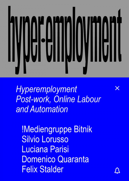 Hyperemployment, 2020, cover