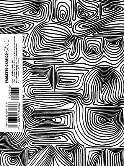 Progetto Grafico 35, Sacro (cover).